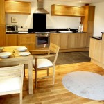 Open Kitchen Diner at Cae Caled | Romantic Self Catering | North Wales