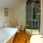 Luxury Bathroom | Cae Caled | Romantic Self Catering | North Wales