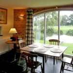 The view from the Dining Room | The Coach House