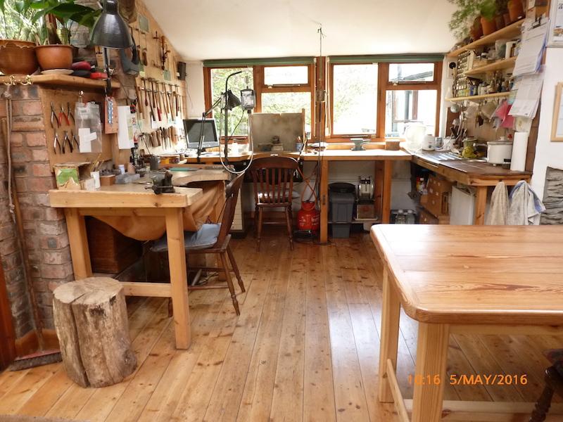 Exclusive Jewellery Workshop | Glan Clwyd Isa