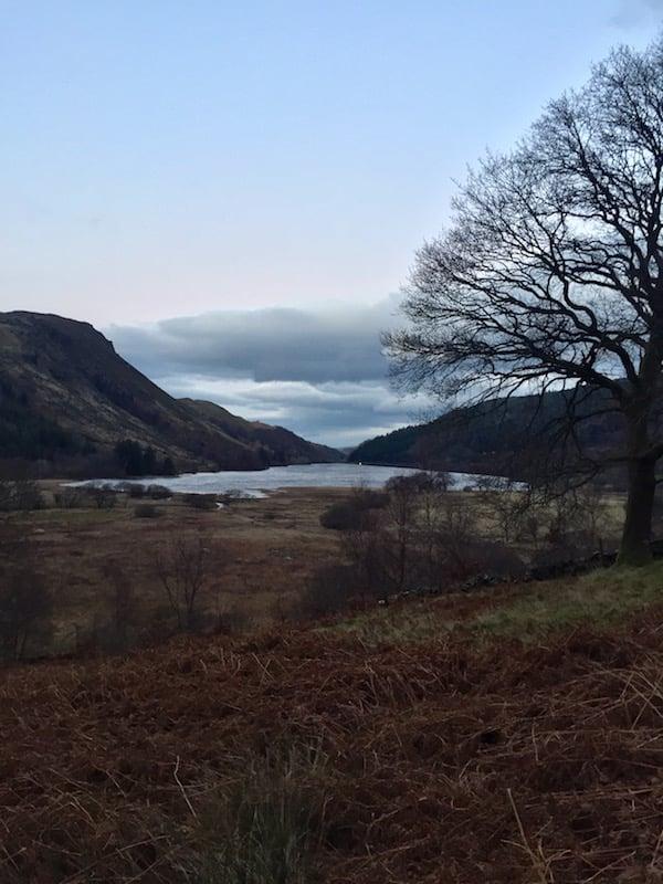Llyn Crafnant Lake in North Wales | Glan Clwyd Isa