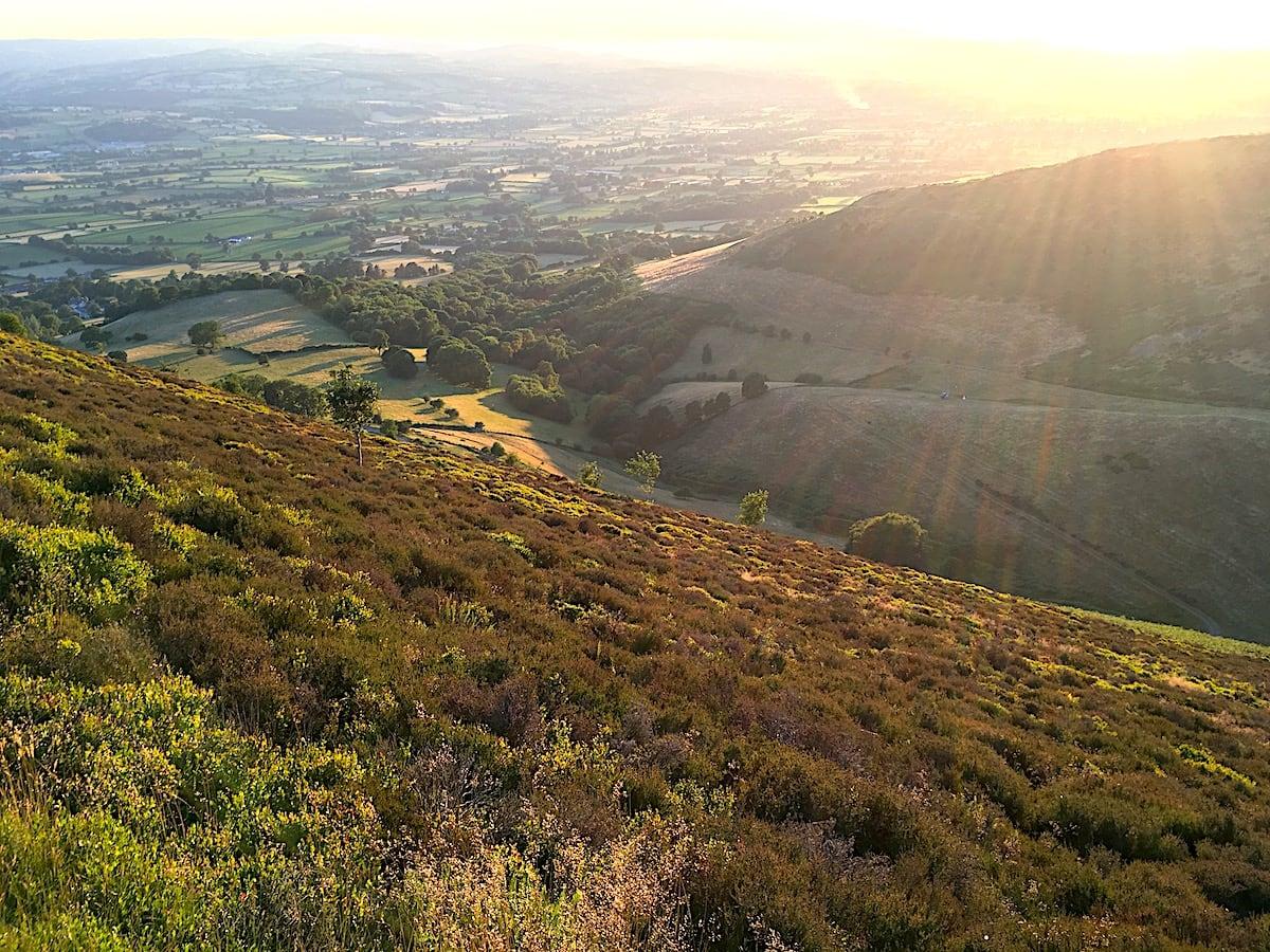 Glan Clwyd Isa | Denbighshire Sunsets 1 | thefrozendivide